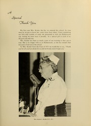 Page 11, 1971 Edition, Hahnemann Hospital School of Nursing - Hahnoscope Yearbook (Philadelphia, PA) online yearbook collection