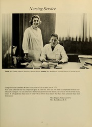 Page 15, 1971 Edition, Hahnemann Hospital School of Nursing - Hahnoscope Yearbook (Philadelphia, PA) online yearbook collection