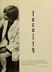 Page 17, 1971 Edition, Hahnemann Hospital School of Nursing - Hahnoscope Yearbook (Philadelphia, PA) online yearbook collection