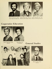 Page 9, 1982 Edition, Hahnemann University School of Allied Health - Horizons Yearbook (Philadelphia, PA) online yearbook collection