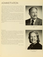 Page 10, 1985 Edition, Hahnemann University School of Allied Health - Horizons Yearbook (Philadelphia, PA) online yearbook collection