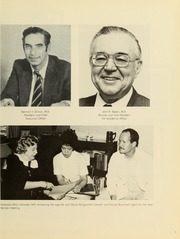 Page 11, 1985 Edition, Hahnemann University School of Allied Health - Horizons Yearbook (Philadelphia, PA) online yearbook collection