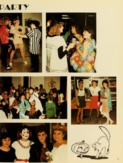 Page 17, 1985 Edition, Hahnemann University School of Allied Health - Horizons Yearbook (Philadelphia, PA) online yearbook collection