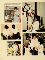 Page 8, 1985 Edition, Hahnemann University School of Allied Health - Horizons Yearbook (Philadelphia, PA) online yearbook collection