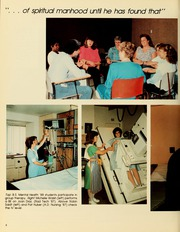 Page 12, 1987 Edition, Hahnemann University School of Allied Health - Horizons Yearbook (Philadelphia, PA) online yearbook collection