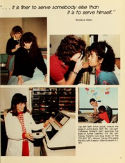 Page 15, 1987 Edition, Hahnemann University School of Allied Health - Horizons Yearbook (Philadelphia, PA) online yearbook collection