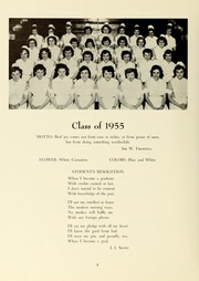 Page 12, 1955 Edition, Williamsport Hospital School of Nursing - Oak Yearbook (Williamsport, PA) online yearbook collection