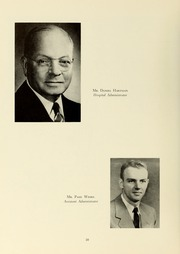 Page 14, 1955 Edition, Williamsport Hospital School of Nursing - Oak Yearbook (Williamsport, PA) online yearbook collection