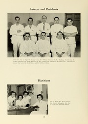 Page 16, 1955 Edition, Williamsport Hospital School of Nursing - Oak Yearbook (Williamsport, PA) online yearbook collection