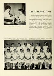 Page 12, 1961 Edition, Williamsport Hospital School of Nursing - Oak Yearbook (Williamsport, PA) online yearbook collection