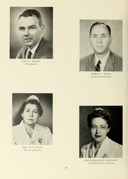 Page 14, 1961 Edition, Williamsport Hospital School of Nursing - Oak Yearbook (Williamsport, PA) online yearbook collection