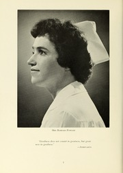 Page 6, 1961 Edition, Williamsport Hospital School of Nursing - Oak Yearbook (Williamsport, PA) online yearbook collection