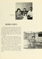 Page 7, 1961 Edition, Williamsport Hospital School of Nursing - Oak Yearbook (Williamsport, PA) online yearbook collection