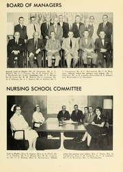 Page 13, 1963 Edition, Williamsport Hospital School of Nursing - Oak Yearbook (Williamsport, PA) online yearbook collection