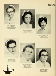 Page 14, 1963 Edition, Williamsport Hospital School of Nursing - Oak Yearbook (Williamsport, PA) online yearbook collection