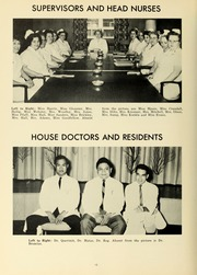 Page 16, 1963 Edition, Williamsport Hospital School of Nursing - Oak Yearbook (Williamsport, PA) online yearbook collection