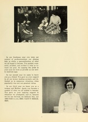 Page 9, 1963 Edition, Williamsport Hospital School of Nursing - Oak Yearbook (Williamsport, PA) online yearbook collection