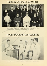 Page 13, 1964 Edition, Williamsport Hospital School of Nursing - Oak Yearbook (Williamsport, PA) online yearbook collection