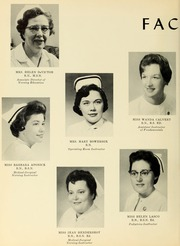 Page 14, 1964 Edition, Williamsport Hospital School of Nursing - Oak Yearbook (Williamsport, PA) online yearbook collection