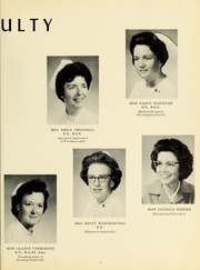 Page 15, 1964 Edition, Williamsport Hospital School of Nursing - Oak Yearbook (Williamsport, PA) online yearbook collection