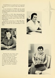 Page 9, 1964 Edition, Williamsport Hospital School of Nursing - Oak Yearbook (Williamsport, PA) online yearbook collection