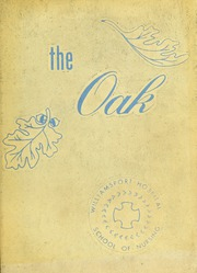 Page 1, 1965 Edition, Williamsport Hospital School of Nursing - Oak Yearbook (Williamsport, PA) online yearbook collection