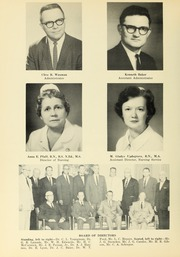 Page 14, 1965 Edition, Williamsport Hospital School of Nursing - Oak Yearbook (Williamsport, PA) online yearbook collection