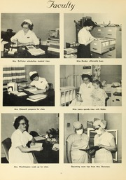 Page 16, 1965 Edition, Williamsport Hospital School of Nursing - Oak Yearbook (Williamsport, PA) online yearbook collection