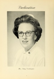 Page 6, 1965 Edition, Williamsport Hospital School of Nursing - Oak Yearbook (Williamsport, PA) online yearbook collection