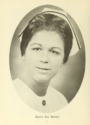 Page 10, 1968 Edition, Williamsport Hospital School of Nursing - Oak Yearbook (Williamsport, PA) online yearbook collection