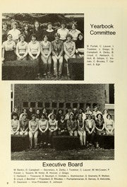 Page 12, 1981 Edition, Williamsport Hospital School of Nursing - Oak Yearbook (Williamsport, PA) online yearbook collection