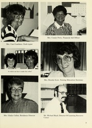 Page 13, 1986 Edition, Williamsport Hospital School of Nursing - Oak Yearbook (Williamsport, PA) online yearbook collection