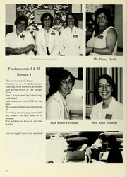 Page 14, 1986 Edition, Williamsport Hospital School of Nursing - Oak Yearbook (Williamsport, PA) online yearbook collection
