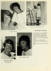 Page 15, 1986 Edition, Williamsport Hospital School of Nursing - Oak Yearbook (Williamsport, PA) online yearbook collection