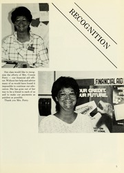 Page 9, 1986 Edition, Williamsport Hospital School of Nursing - Oak Yearbook (Williamsport, PA) online yearbook collection