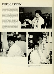 Page 6, 1987 Edition, Williamsport Hospital School of Nursing - Oak Yearbook (Williamsport, PA) online yearbook collection