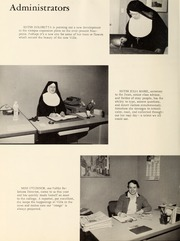 Page 12, 1962 Edition, Villa Maria College - Yearbook (Erie, PA) online yearbook collection