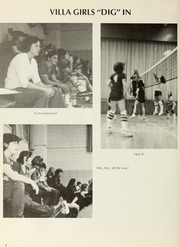 Page 12, 1979 Edition, Villa Maria College - Yearbook (Erie, PA) online yearbook collection