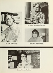 Page 17, 1979 Edition, Villa Maria College - Yearbook (Erie, PA) online yearbook collection