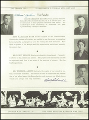 Page 13, 1935 Edition, Rensselaer High School - Chaos Yearbook (Rensselaer, IN) online yearbook collection
