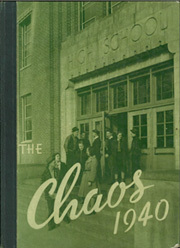 Page 1, 1940 Edition, Rensselaer High School - Chaos Yearbook (Rensselaer, IN) online yearbook collection
