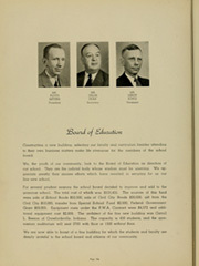 Page 10, 1940 Edition, Rensselaer High School - Chaos Yearbook (Rensselaer, IN) online yearbook collection