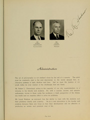 Page 11, 1940 Edition, Rensselaer High School - Chaos Yearbook (Rensselaer, IN) online yearbook collection