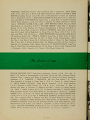 Page 16, 1940 Edition, Rensselaer High School - Chaos Yearbook (Rensselaer, IN) online yearbook collection