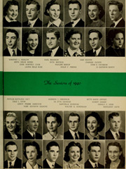Page 17, 1940 Edition, Rensselaer High School - Chaos Yearbook (Rensselaer, IN) online yearbook collection