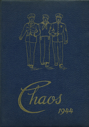 Page 1, 1944 Edition, Rensselaer High School - Chaos Yearbook (Rensselaer, IN) online yearbook collection