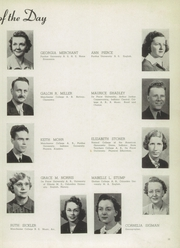 Page 15, 1944 Edition, Rensselaer High School - Chaos Yearbook (Rensselaer, IN) online yearbook collection