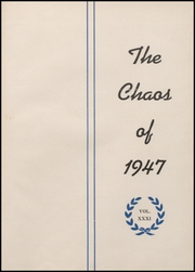 Page 5, 1947 Edition, Rensselaer High School - Chaos Yearbook (Rensselaer, IN) online yearbook collection
