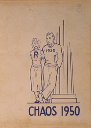 Page 1, 1950 Edition, Rensselaer High School - Chaos Yearbook (Rensselaer, IN) online yearbook collection