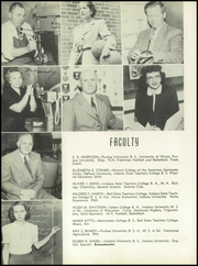 Page 10, 1950 Edition, Rensselaer High School - Chaos Yearbook (Rensselaer, IN) online yearbook collection